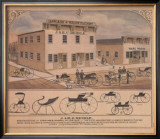 Carriages, Buggies and Sleighs I Prints