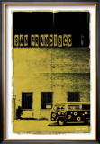 San Francisco, Vice City in Yellow Prints by Pascal Normand