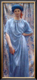 Golden Women II Poster by Albert Joseph Moore