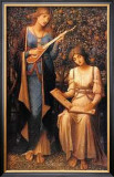 When Apples Were Golden Art by John Melhuish Strudwick
