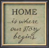 Home Art by Karen Tribett