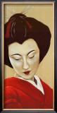 Geisha I Posters by Patricia Perrocheau