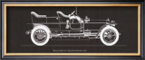 Rolls Royce, 1907 Posters by Antonio Fantini