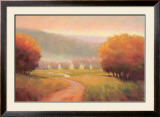 Autumn View I Posters by Marla Baggetta