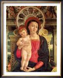 Le Retable de San Zeno (detail) Posters by Andrea Mantegna