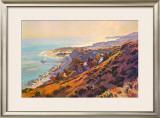 Malibu Print by John Comer