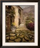 Sunlit Villa II Posters by Allayn Stevens
