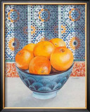 Oranges Prints by Frederic Givelet