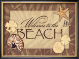 Beach Posters by Stephanie Marrott