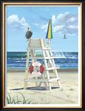 Pelican Perch Prints by Scott Westmoreland