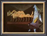Aubade, c.1942 Art by Pablo Picasso