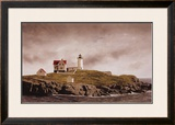 Nubble Light Prints by Douglas Brega