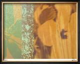 Nodoka Flowers IV Limited Edition Framed Print by M.J. Lew