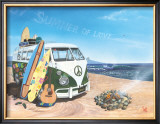 Summer of Love Art by Scott Westmoreland