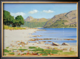 LOCHLINNHE Limited Edition Framed Print by ED HUNTER