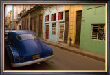 Back Street Cuba Framed Giclee Print by Charles Glover
