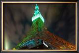 Tokyo Tower: St. Patrick's Day I Poster by Takashi Kirita