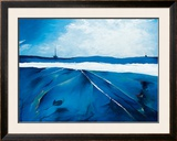 Incandescent Seascape Prints by Candice Tait