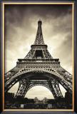 Eiffel Tower Posters by Marcin Stawiarz