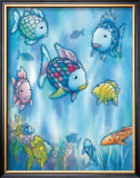 The Rainbow Fish III Poster by Marcus Pfister