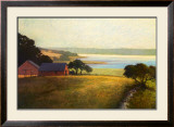 Salt Water Farm Prints by Sandy Wadlington