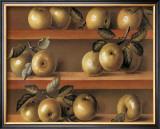 Pommes Vertes Art by Eva Sienkel