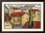 Village View Prints by Eric Balint