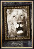 Lionesque Prints by Susann & Frank Parker