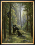 Spirits of the Forest Posters by Lucie Bilodeau