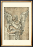 Angel with Lute Posters by Albrecht Dürer