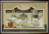 Tea for Two Art by Thomas LaDuke
