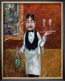Sommelier I Framed Giclee Print by John Howard