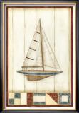 Americana Yacht II Prints by Ethan Harper