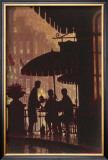 Diner Pour Deux Prints by Denis Nolet