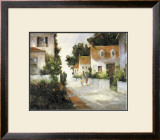 On Sea Street Prints by Barbara Applegate
