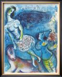 Circo Lámina por Marc Chagall