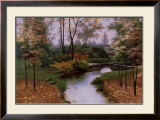 Country Reverie Prints by Diane Romanello