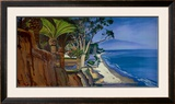 Butterfly Beach Print by Hank Pitcher