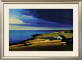 Passing Storm, Prince Edward Island Prints by Sandy Wadlington