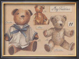 My Teddies XI Prints by Laurence David
