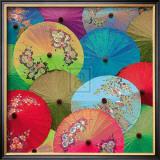 Parasols II Art by Jon Hart Gardey