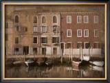 Gondolas II Posters by John Warren