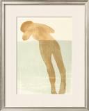 Reclining Female Nude, c.1900 Art by Auguste Rodin