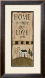 Home Is Where Prints by Kim Klassen