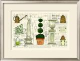 Garden Collection II Prints by Ginny Joyner