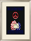 Peace Card Print by Marilu Windvand