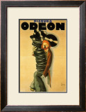 Disques Odeon, c.1932 Print by Paul Colin