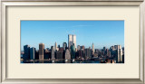 Downtown Panorama Prints by Igor Maloratsky