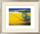 Tuscany Blue I Prints by Juliane Jahn