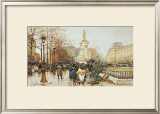 Flower Stall Posters by Eugene Galien LaLoue